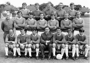 Old Everton team?